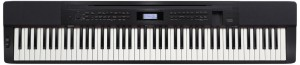 Casio PX350 BK 88-Key Touch Sensitive Privia Digital Piano for beginners