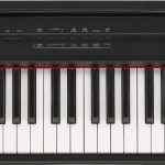Yamaha P Series P105B 88-Key Digital Piano for Beginners