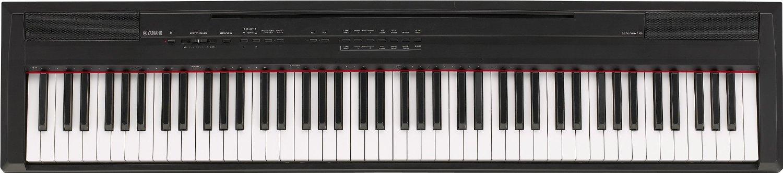 Yamaha P Series P105B 88-Key Digital Piano for Beginners