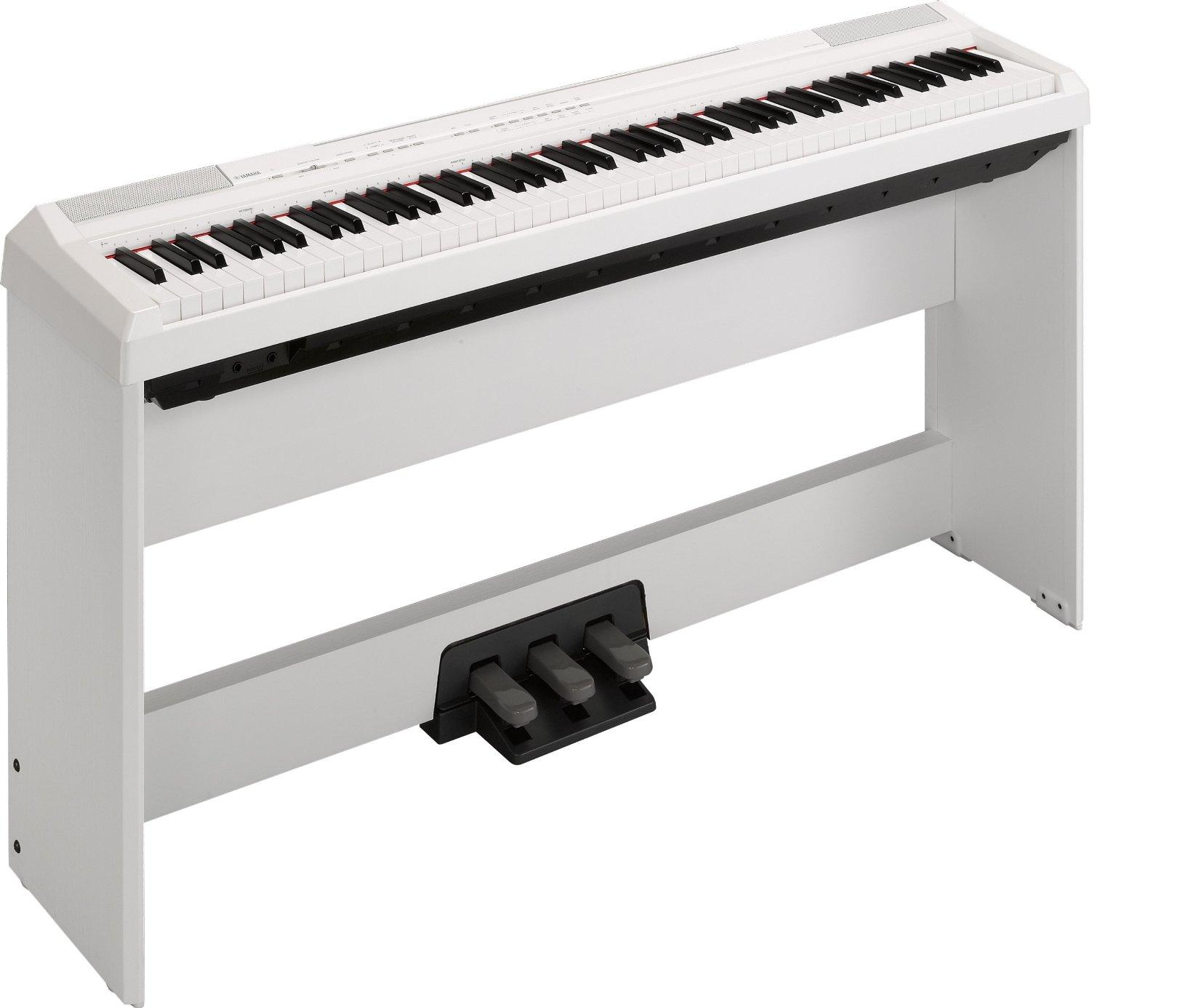 yamaha p105wh digital piano review. Black Bedroom Furniture Sets. Home Design Ideas