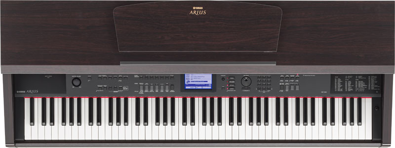 yamaha arius ydp v240 digital piano review
