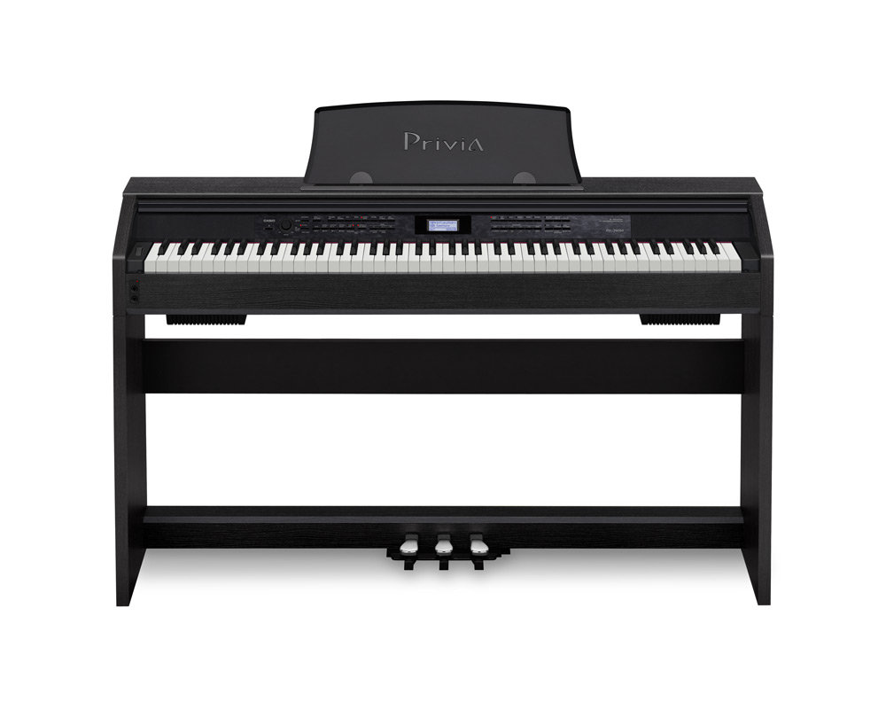 Casio px780 privia 88 key digital home piano review for Best piano house