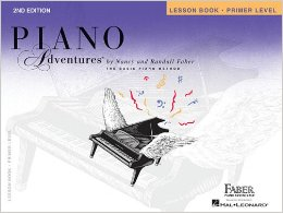 Piano Adventures Lesson Book