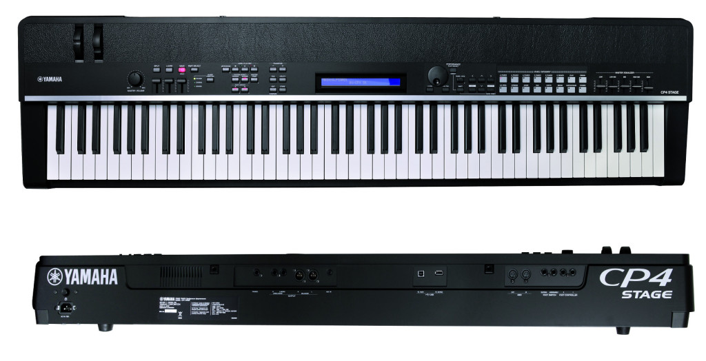 Yamaha CP4 Stage Piano 1