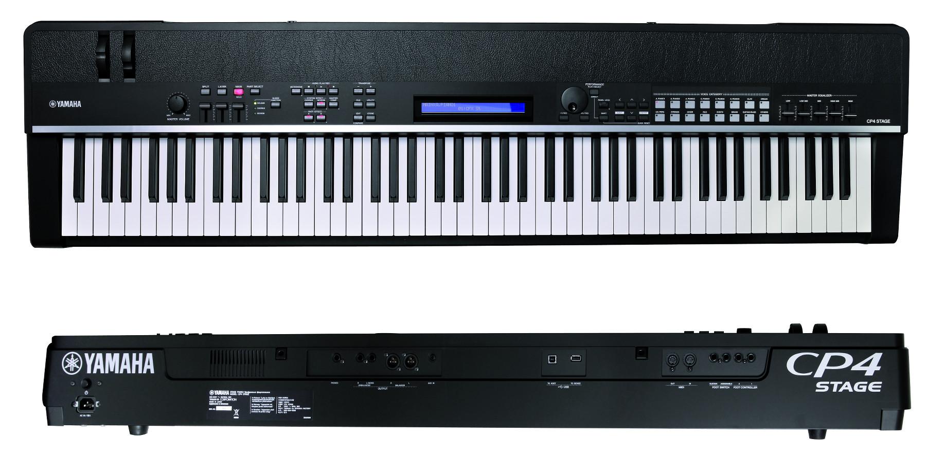 Yamaha CP4 Stage Piano 1