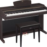 Yamaha ARIUS YDP-181 Digital Piano Review