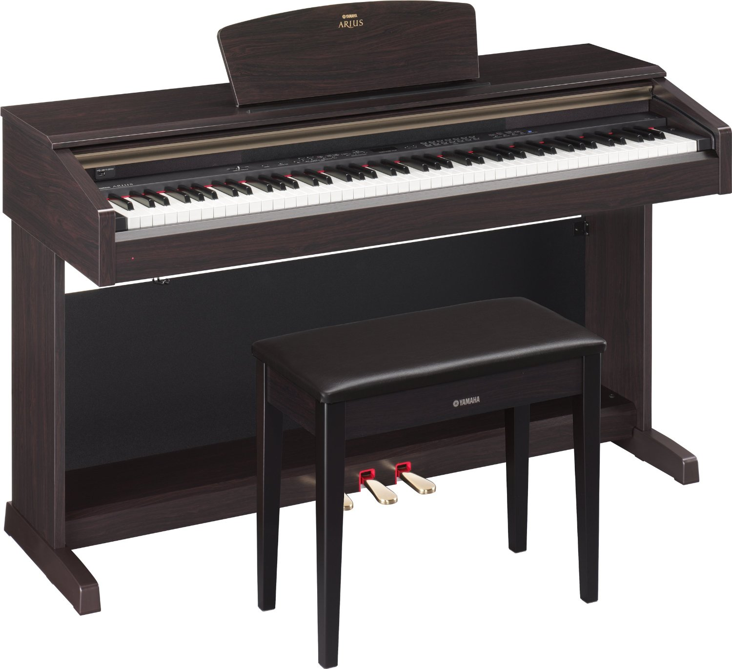 yamaha arius ydp 181 digital piano review