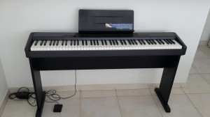 used digital piano casio