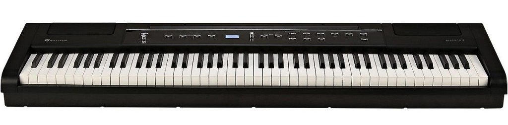 Williams Allegro 2 hammer action digital piano