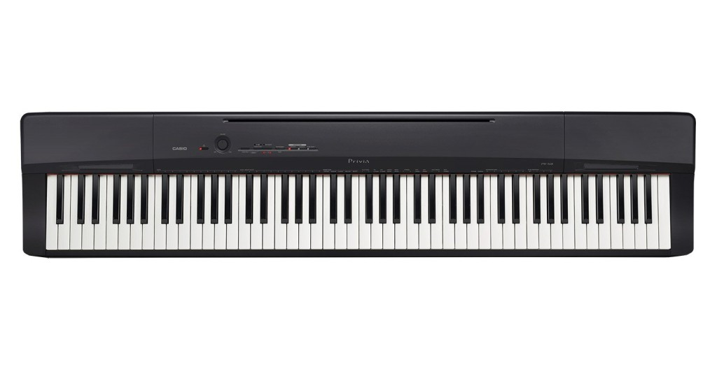 Casio Privia PX160BK Digital Piano