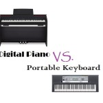 Digital Piano vs Keyboard