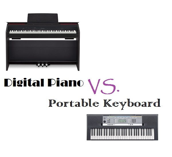 Digital Piano vs Keyboard: Which one is the better choice?