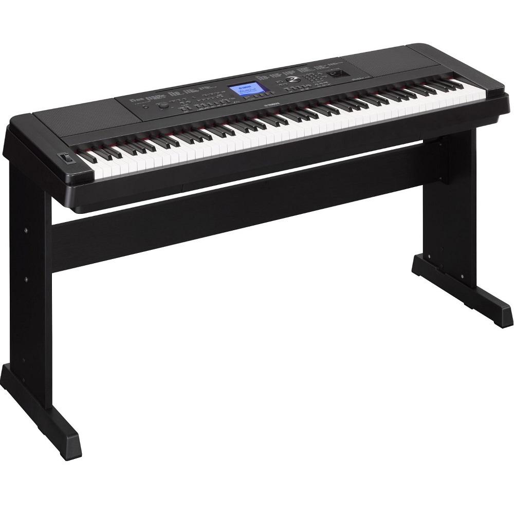 Yamaha DGX-660 Digital Piano Review