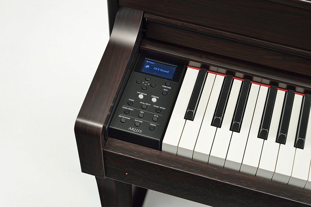 Yamaha YDP184R Arius Series Console Digital Piano Review