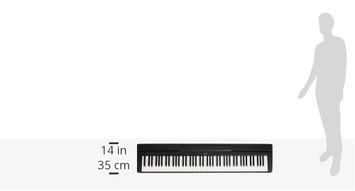 Yamaha P71 Digital Piano Review