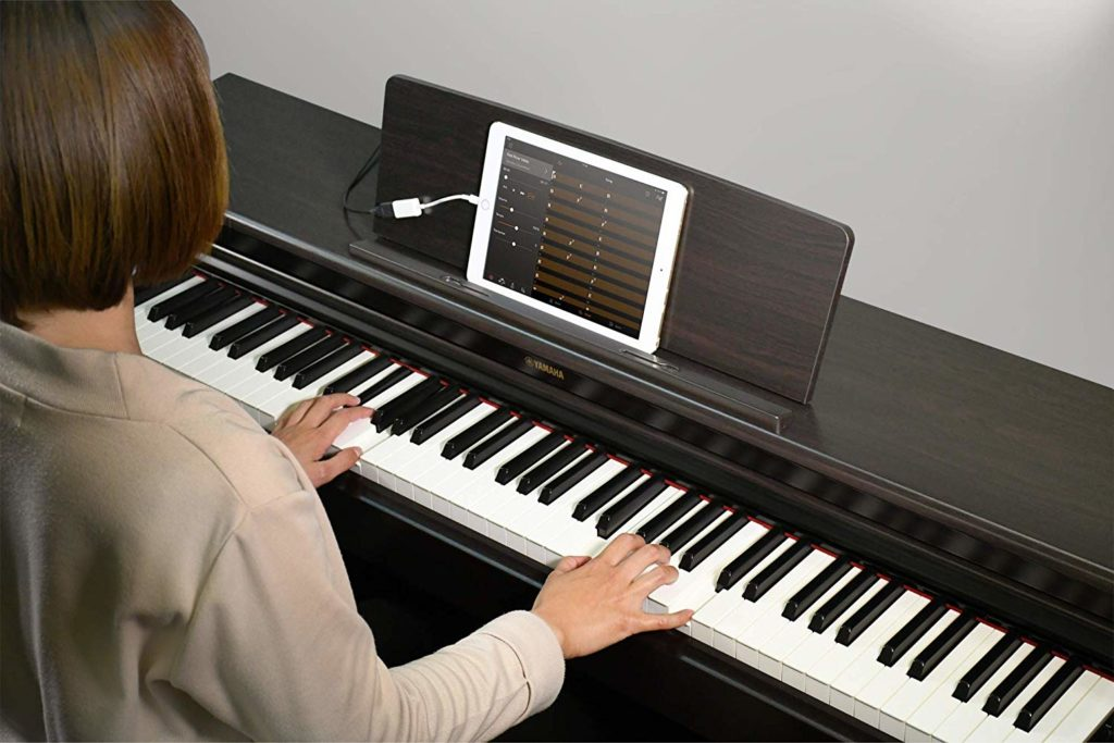 Yamaha YDP-144 Digital Piano review