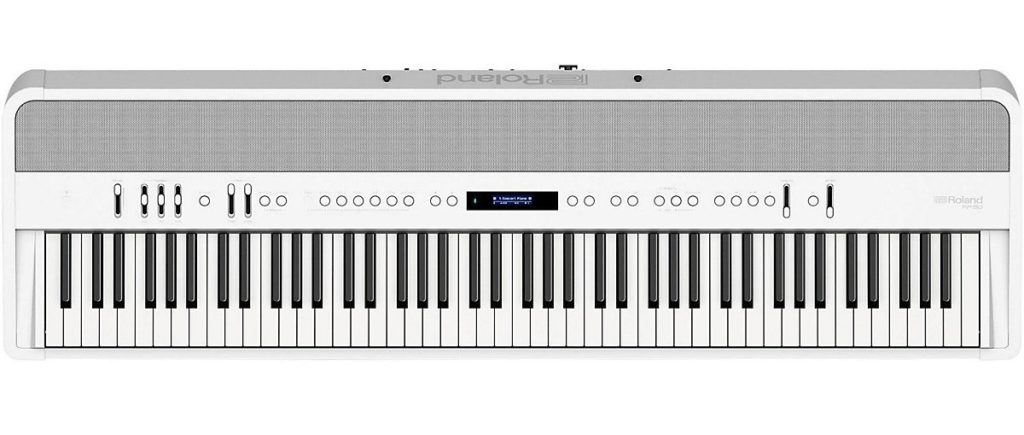 Roland FP-90 Review White